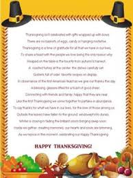thanksgiving poems for adults events