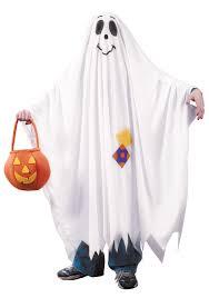 children s halloween costumes childrens friendly ghost costume classic ghost halloween costumes