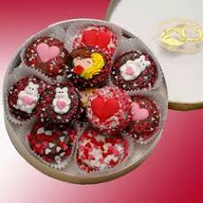 Decorated Gourmet Cookies Romantic Hand Dipped Decorated Gourmet Fortune Cookies Dips