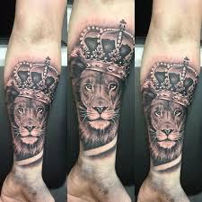 αποτέλεσμα εικόνας για lion with crown tattoo tattoo inspiration
