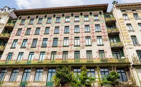the best architecture in vienna