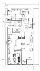 floor plan for krispy kreme chestnut street