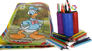 micky and donaldduck coloring book also drawing games and coloring