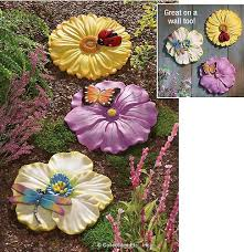 make your garden beautiful and unique with decorative pieces