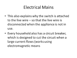 practical electricity topics electrical energy u0026 power