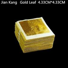 where to buy gold foil factory direct sale 24k gold foil edible gold leaf beauty gold