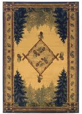 Forest Rug Forest Trail Rug Collection