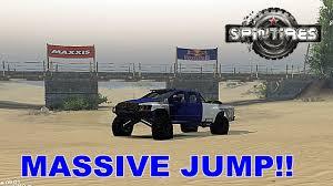 2017 dodge prerunner spintires jumping dodge ram prerunner youtube