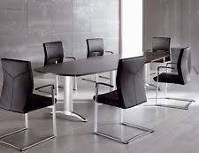 White Boardroom Table Boardroom Table Chairs Ebay