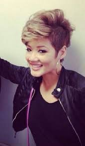 tessanne chin new hairstyle could never pull this off but i love it girl mohawk i like the