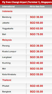 airasia bandung singapore air asia big sale till 20 may 2012 sgcgo