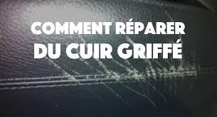 reparation siege cuir voiture réparer un siège en cuir griffé peau neuve reparer et siège