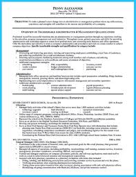 Property Management Resume Store Assistant Manager Resume That Can Bag You