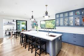 Blue Kitchen Cabinets New Blue Kitchen Cabinets U2013 Awesome House Ideas For Blue Kitchen