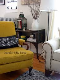 New Couch by Number Fifty Three Mixing Vintage W New Living Room Tour