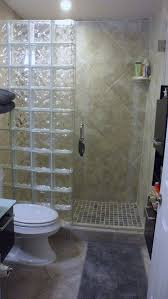 glass block bathroom ideas glass block showers visit seasonalhome com bathrooms