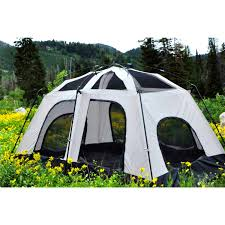 outbound 8 person tent with screened porch