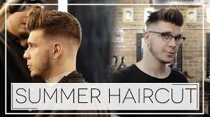 best summer haircut for men 2016 high skin fade textured quiff