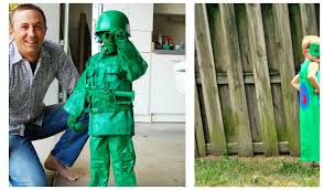 Army Halloween Costumes Boys 12 Diy Halloween Costume Ideas