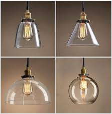 Colored Glass Pendant Lights Glass Pendant Light Shade With Interesting Shades Perfect Design
