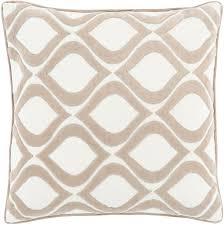 surya alexandria trellis decorative pillow by surya at bedding com