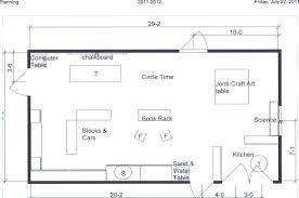 pre k classroom floor plan valine