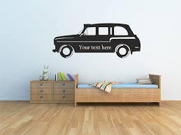 kids wall stickers nursery and school decals school wear london cab sticker