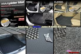 new lexus floor mats custom fit maxpider all weather and replacement floormats