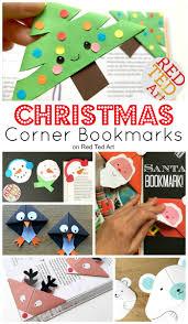easy christmas bookmark ideas for kids bookmark ideas classroom