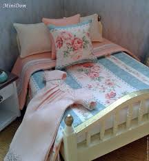 buy accessories for dollhouse bed linen for dollhouse miniature