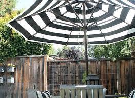 Black And White Patio Umbrella Black And White Striped Patio Umbrella Patio Outdoor Patio