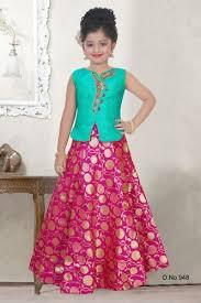 lancha dress kids indo western kids exclusive dresses manufacturer from new delhi