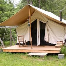 tent platform how to build a cing platform getaway usa