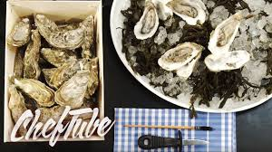comment cuisiner des huitres comment préparer des huîtres