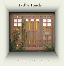 4 Ft Fence Panels With Trellis Signature Custom Wood Fence Panels