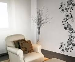 vinyl wall decal sticker floral vine os dc154