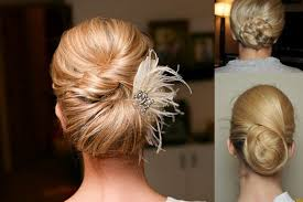 wedding updo wedding preparations coffee beans and bobby pins