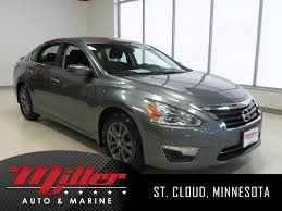 nissan altima pre owned certified pre owned 2015 nissan altima 2 5 s 4d sedan in st cloud