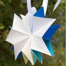 125 best paper ornaments images on paper