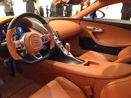 ds survolt interior bugatti chiron interior black and light brown tan camel almost