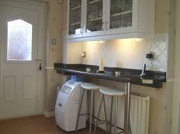 Kitchen Design Black Granite Countertops - kitchen design marvellous white high stools floating kitchen