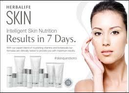 Serum Herbalife herbalife skin real health results