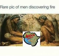 Rare Memes - dopl3r com memes rare pic of men discovering fire