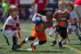 Flag Football Leagues In Terms Of Injuries Study Finds Flag Football May Be No Safer
