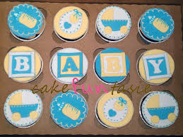 baby shower boy cupcakes recipes archives baby shower diy