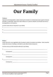 family therapy worksheets 1000 images about counseling worksheets