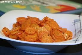 cuisiner des carottes en rondelles carottes vichy le plat du jour