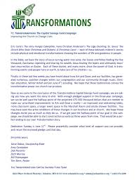 transformations the capital savings fund campaign 2017 2018
