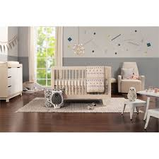 Babyletto Hudson 3 In 1 Convertible Crib Babyletto Hudson 3 In 1 Convertible Crib In Washed M4201nx