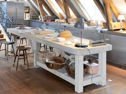 ilot table cuisine cuisine minimaliste ilot inspirations avec beau cuisine ilot central
